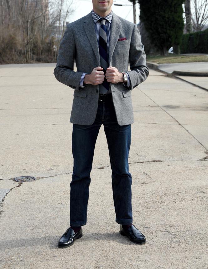 Business Casual - He Spoke Style