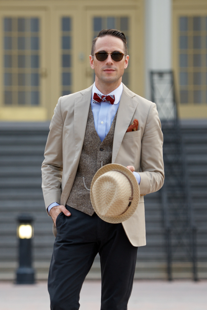 How To Dress for a Summer Wedding: Country Edition - He Spoke Style