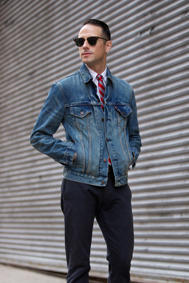 Jacket Fall Essentials - He Spoke Style