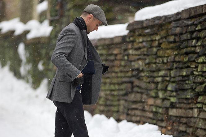 Winter Layers - He Spoke Style