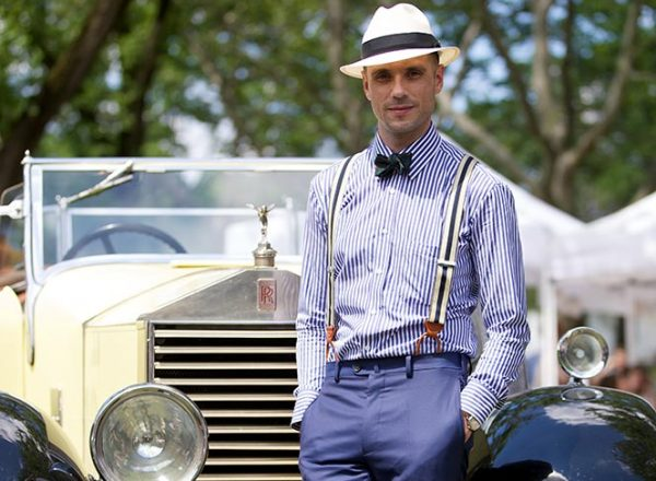 Jazz Age Lawn Party - He Spoke Style