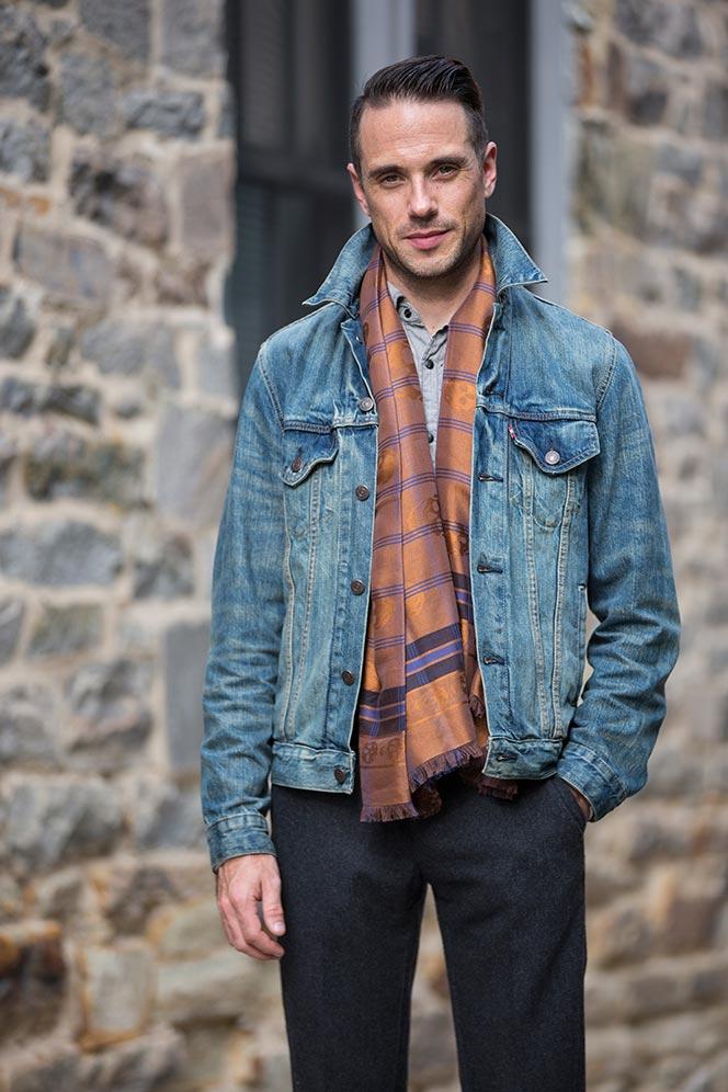Alexander McQueen Scarf - He Spoke Style