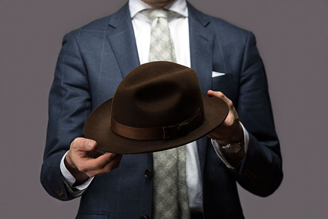The Anatomy of a Hat - He Spoke Style