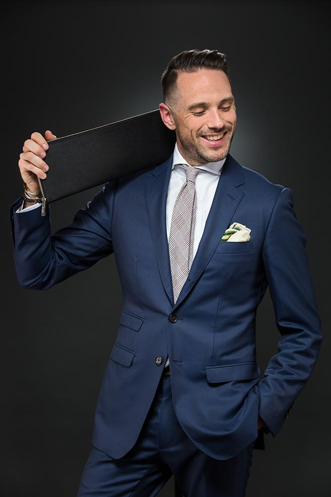 How To Pack Ties for Travel - He Spoke Style