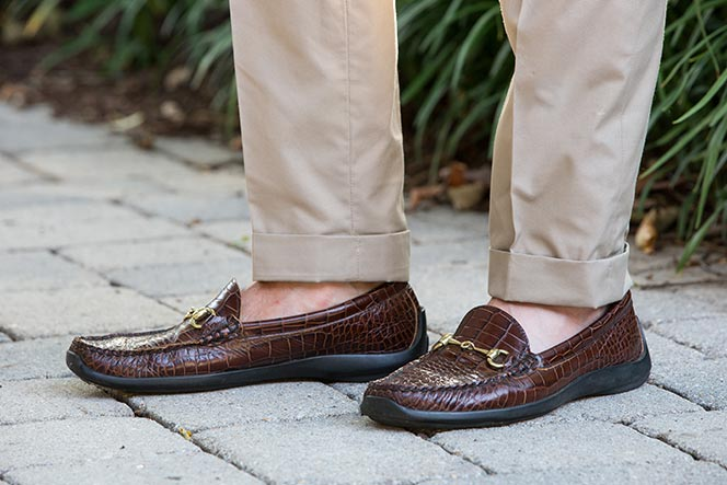 Allen Edmonds Grand Cayman Loafers - He Spoke Style