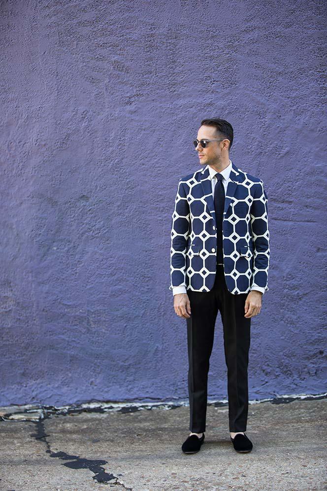 Thom Brown Brooks Brothers Black Fleece - He Spoke Style