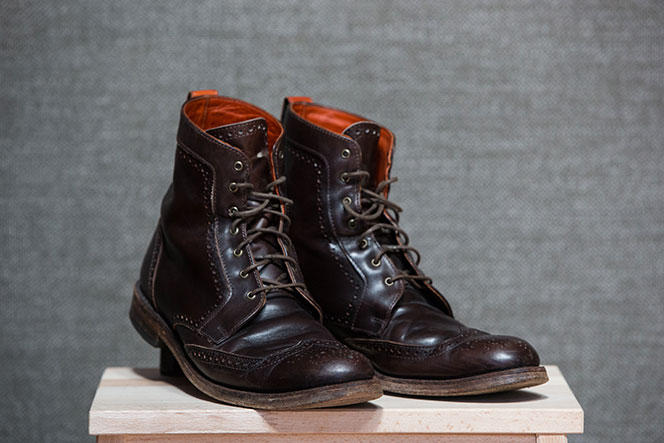 mens leather dress boots best men s boots fall 2015   boots for men