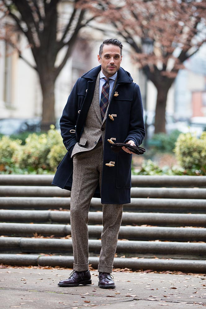 its not the gay coat that makes the gentleman definition