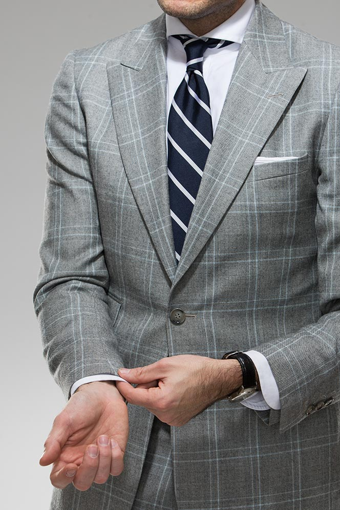 A Suit Jacket Alterations and Tailoring Guide , He Spoke Style