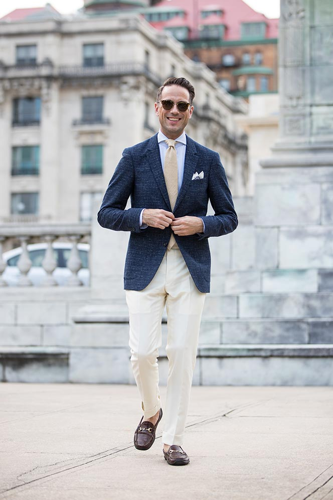 Guest Dress: Late Summer Wedding - He Spoke Style