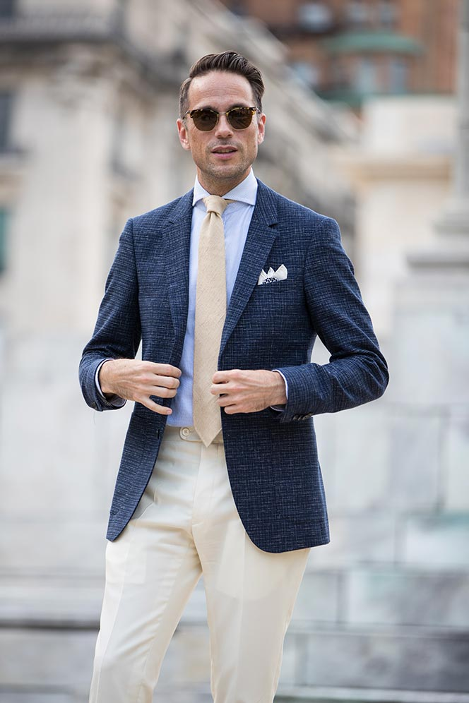late summer wedding guest dress mens outfit idea