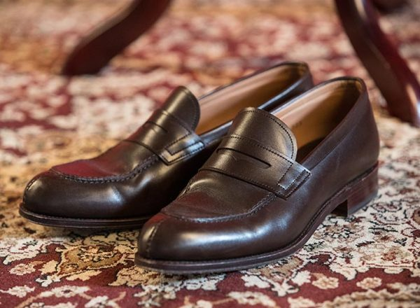 carmina-brown-leather-penny-loafers-on-rug-best-shoes-for-men-1