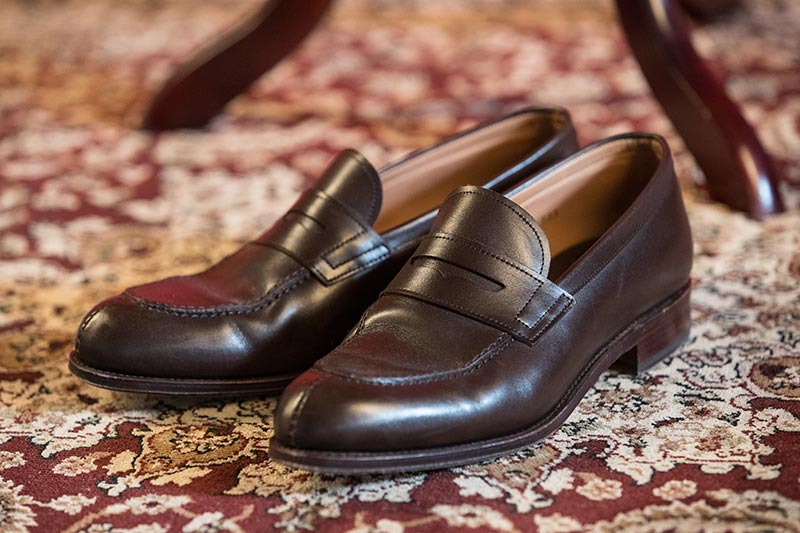 518db4e0deb A Quick History of Penny Loafers - He Spoke Style