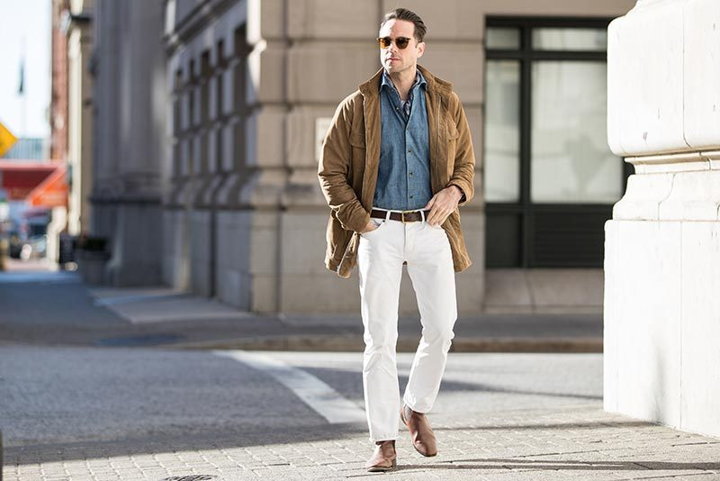 Gear Up For Spring With These Style Essentials He Spoke