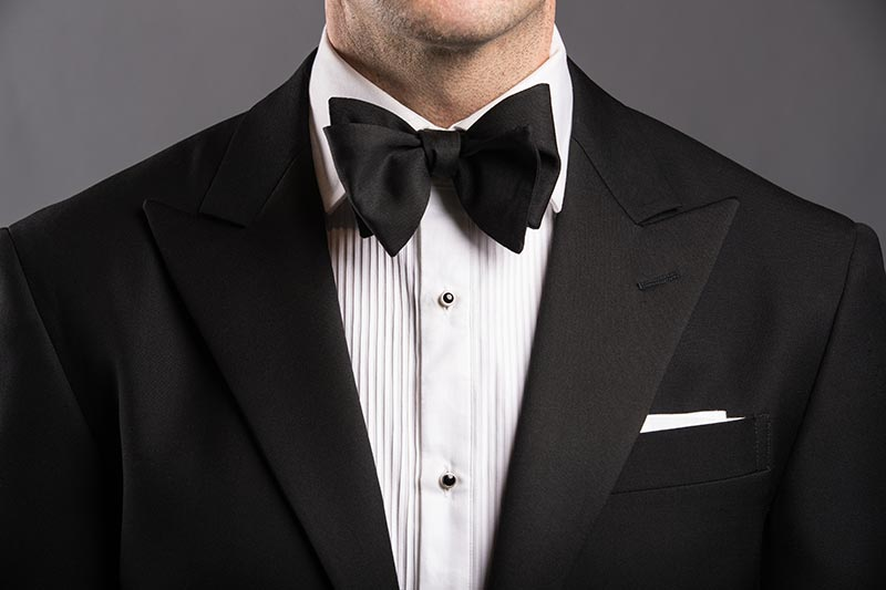 The Four Types Of Formal Bow Ties