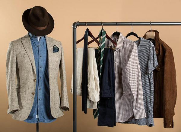 mens capsule wardrobe june 2017