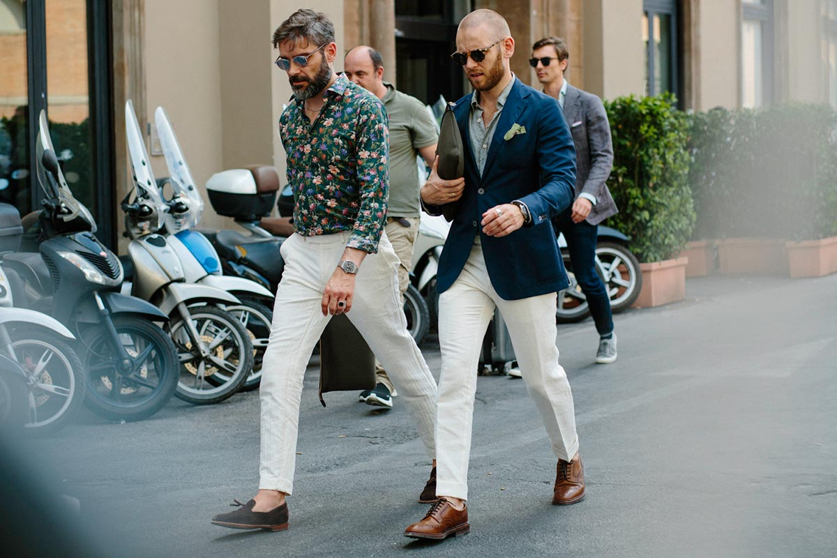 Photo Report: The Best Street Style From Pitti Uomo 92
