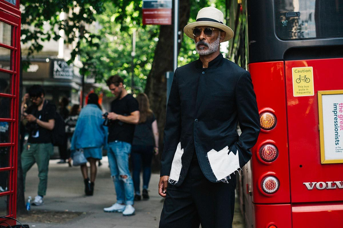 The Best Men S Street Style And Trends From London He Spoke Style