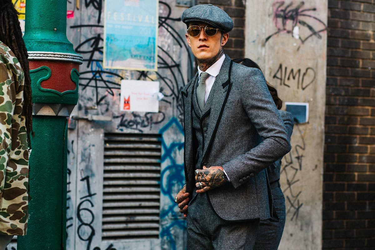 4e4800e4df20 The Best Men s Street Style And Trends From London - He Spoke Style