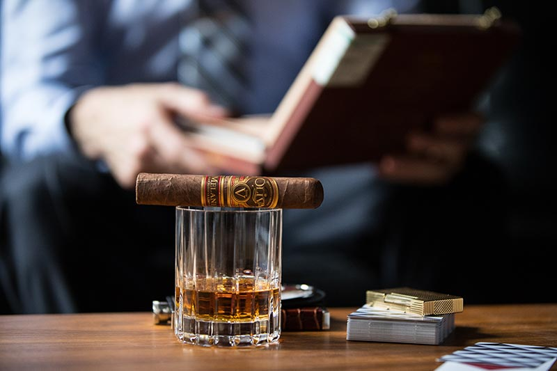 oliva serie v melanio cigar review