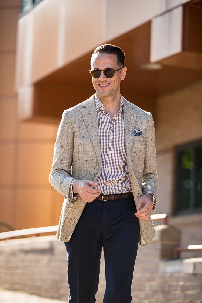 4a0225ab0b2 Casually Tailored  Summer Office Attire Done Right - He Spoke Style