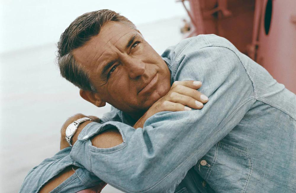 Here's The Real Secret To Cary Grant's Style