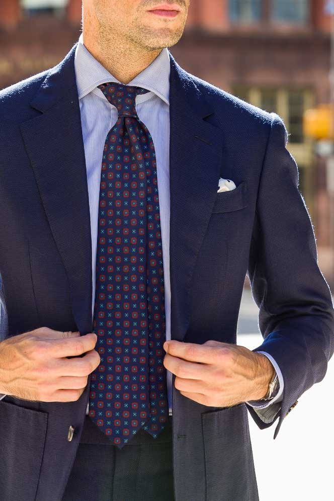 most versatile suit color