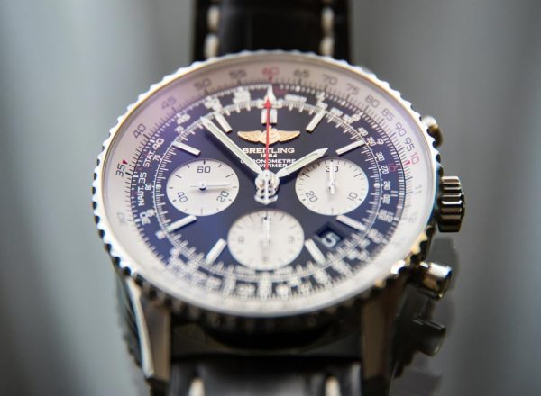 breitling navitimer history review