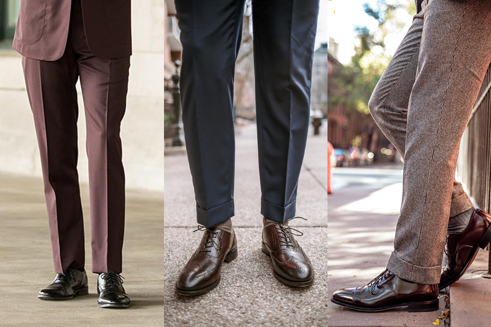 You Should Own These 3 Oxford Shoes