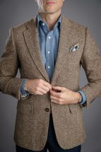 Donegal Tweed Sport Coat