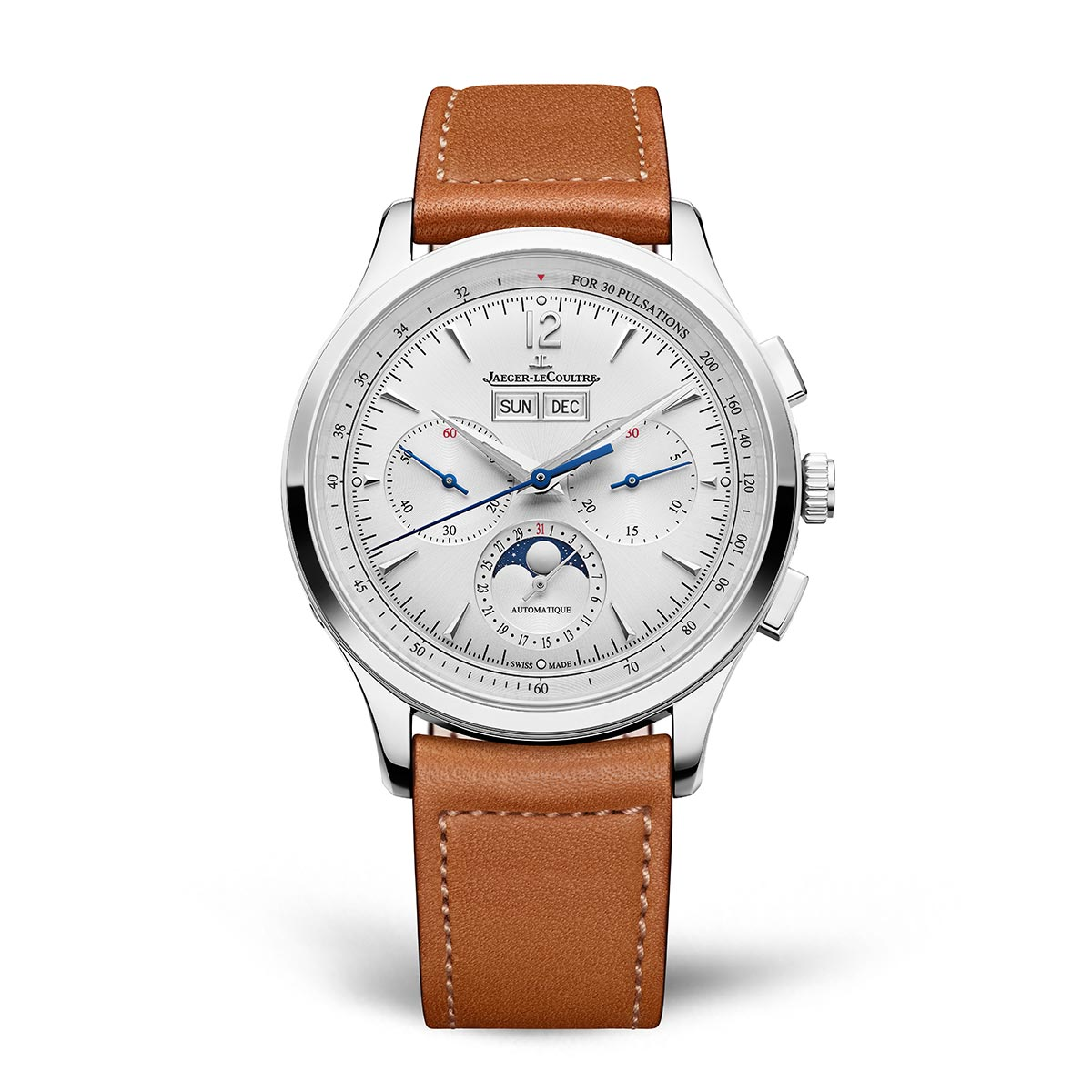 The Understated Elegance of the Jaeger-LeCoultre Master Control Collection - He Spoke Style Shop